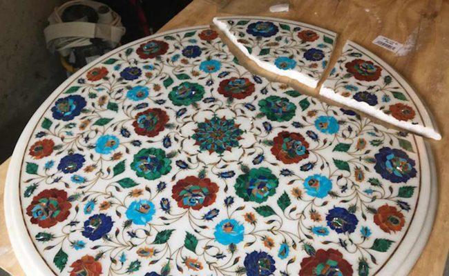 Marble Top Repair