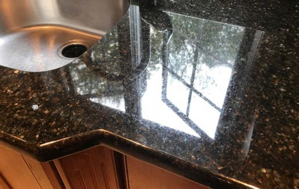 Granite Countertop Like New Again