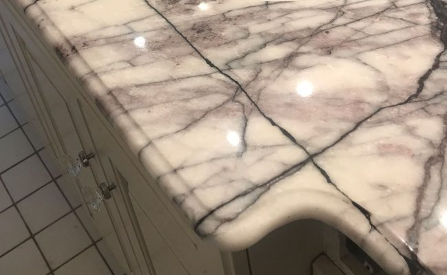 Marble Vanity Repair